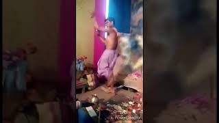 Funny dance by pandit ji