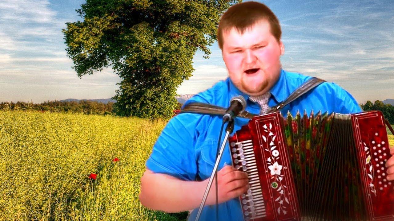 Выходил на поля молодой агроном╰❥Лучшие народные, застольные песни под гармонь╰❥Russian folk song!