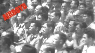 Consolidated Aircraft Factory Visit (1941)