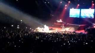 "Live Bercy Kery James ft Iam 21/11/13 "" Petit frère """