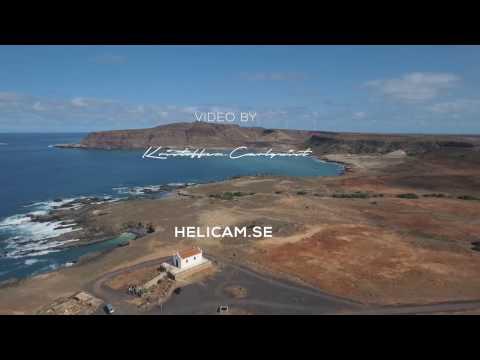 Epic Boa Vista surfing filmed with Phantom 4 in 4K