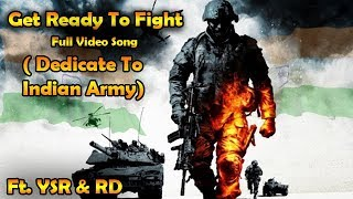 Get Ready To Fight Full Video Song Ft. YSR & R.D