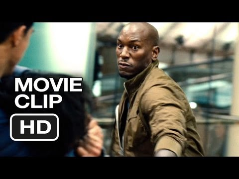 Fast & Furious 6 Movie Clip - Waterloo Attack () - Vin ...