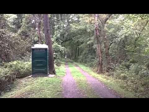 C&O Trail Bike Trip (Cumberland MD to Fort Frederick State Park)