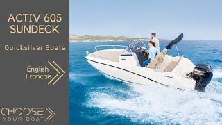 ACTIV 605 SUNDECK by Quicksilver (English + Français)