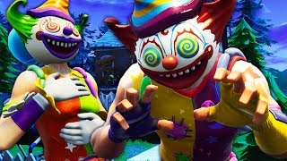 NIGHT OF THE KILLER CLOWNS | A Fortnite Film