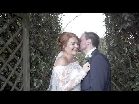 Amy & Oliver Wedding Video - Sandburn Hall