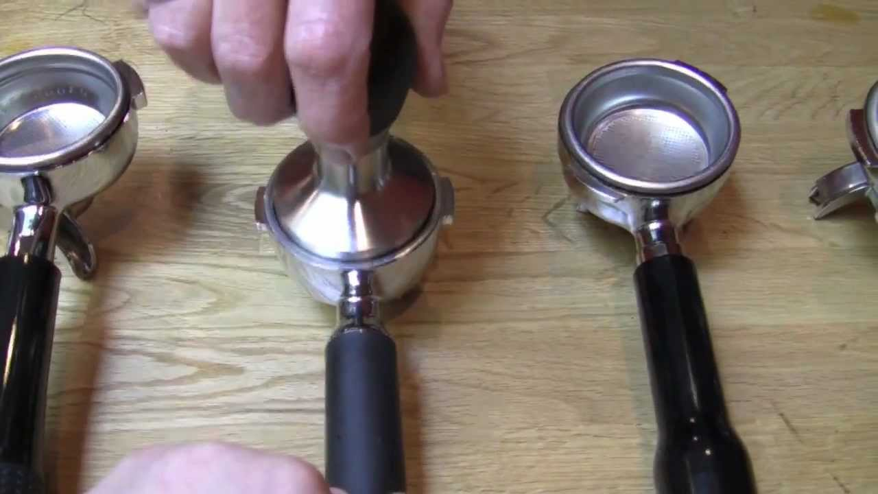 Selecting A Tamper For Your Portafilter Youtube