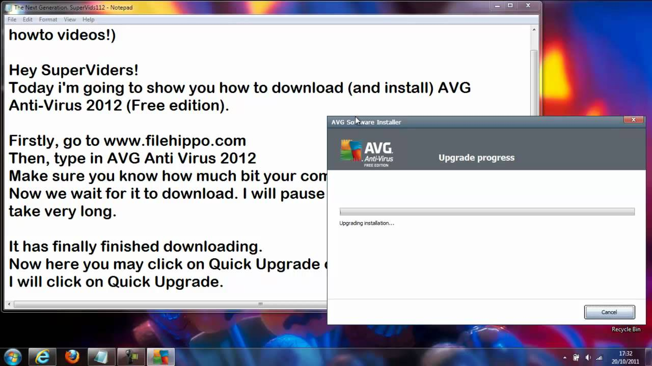 Download versi terbaru, avg antivirus 2012 free edition – ebsoft.