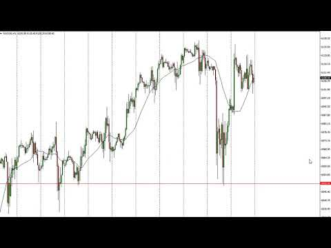 DOW Jones 30 and NASDAQ 100 Technical Analysis for October 23, 2017 by FXEmpire.com