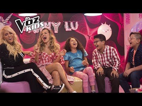 Yuri les regaló un gran consejo a los niños de Fanny Lu – Batallas | La Voz Kids Colombia 2018