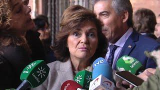 Calvo niega que Sánchez se reúna con Torra a petición de ERC