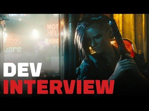 Cyberpunk 2077 Devs Discuss Their First Public Gameplay Demo