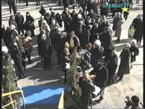 """Cantiere Navale Fratelli Orlando. Varo della moto cisterna  """"Montallegro"""", Livorno 31 gennaio 1999"""