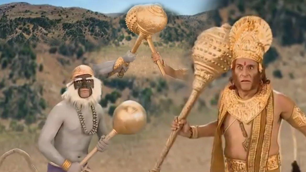 लंगूर राज और सुग्रीव का आमना सामना | बाली और सुग्रीव की कहानी | Bhakti Video