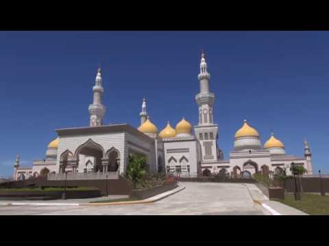 Grand Mosque Cotobato City, Mindanao, Philippines