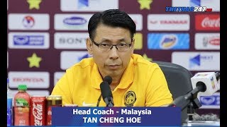 HLV Tan Cheng Hoe Việt Nam hiện tại mạnh hơn khi vô địch AFF Cup 2018