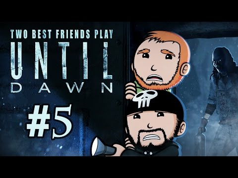 Two Best Friends Play Until Dawn (Part 5)