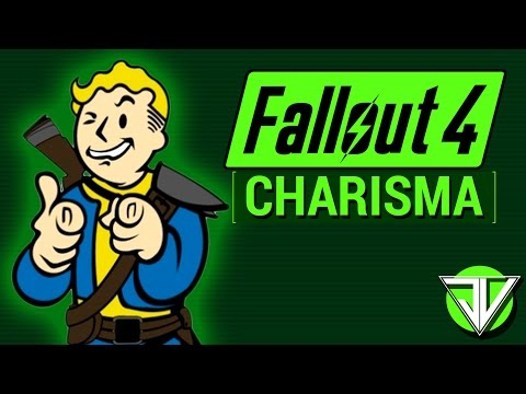 FALLOUT 4: Perk Chart CHARISMA Perks Analysis! (S.P.E.C.I.A.L. Stats in Fallout 4)