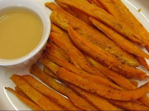 What sauce to serve with sweet potato fries