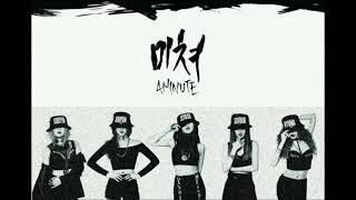 4Minute - Crazy karaoke Recortado