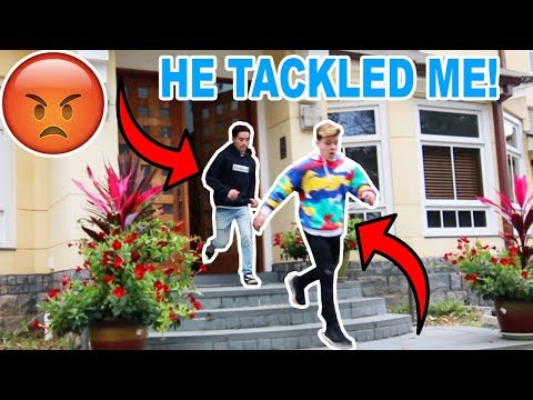 Confronting My Bully... (we fought)