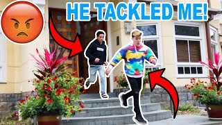 Confronting My School Bully... (we fought)