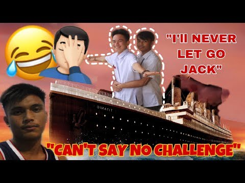 MY FRIENDS CAN'T SAY NO CHALLENGE (SCHOOL EDITION) I ADRIAN LICLICAN
