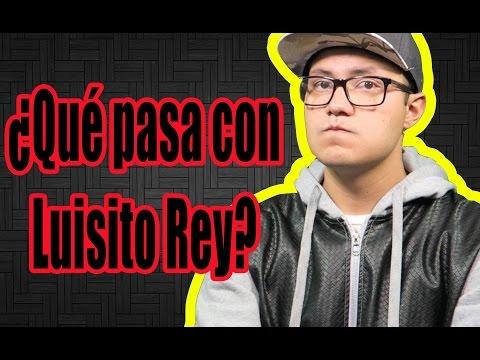 ¿Qué pasa con Luisito Rey y el #SexyTime?