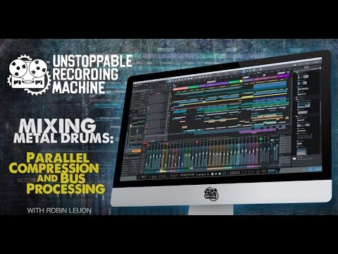 Mixing Metal Drums: Parallel compression