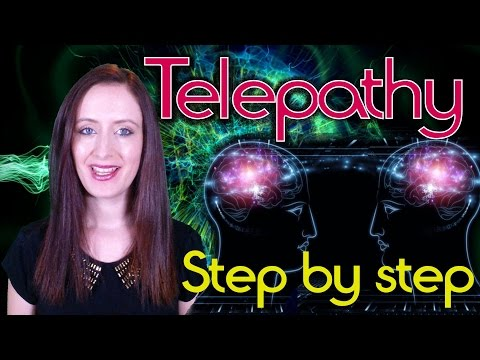 How To Do Telepathy Step By Step QUICKLY - An Exercise
