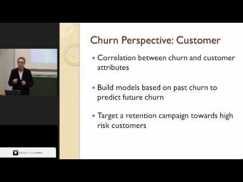 Mini Lecture: Churn Prediction: Analysis And Applications