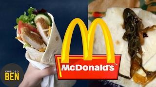 5 Asquerosidades Encontradas En McDonalds, KFC y Otros (Restaurantes De Comida Rápida)
