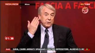 Giuliano Pisapia VS Letizia Moratti (Sky, 11/05/2011)