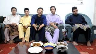 Ucapan Hari Raya Hilal Asyraf dan teman2 2017 Video
