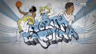 Intro North Carolina Tar Heels - March Madness 2017 - Final Four