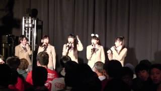 12/15 ウルトラガール 北海道 SAPPORO IDOL PARADE 【ウルトラガール公...