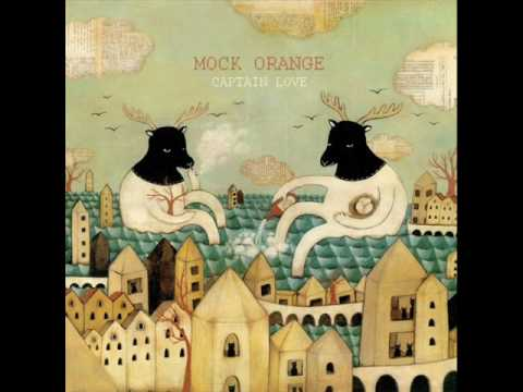 "Mock Orange- ""Beauty of a Scar"""
