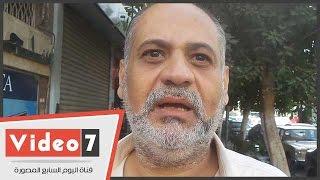 """مواطن لرئيس حى دار السلام: """"الزبالة موجودة بجميع الشوارع"""""""