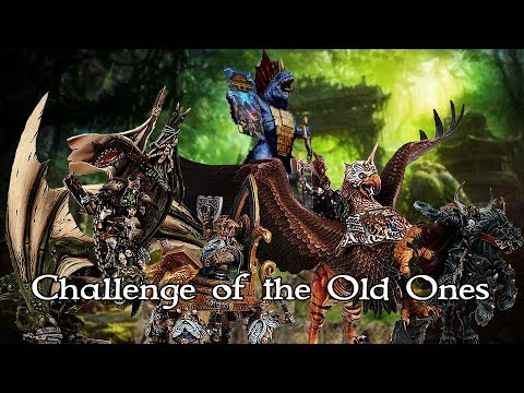 67e91947038 Saturday Challenge of the Old Ones! Who will come out on top this week !