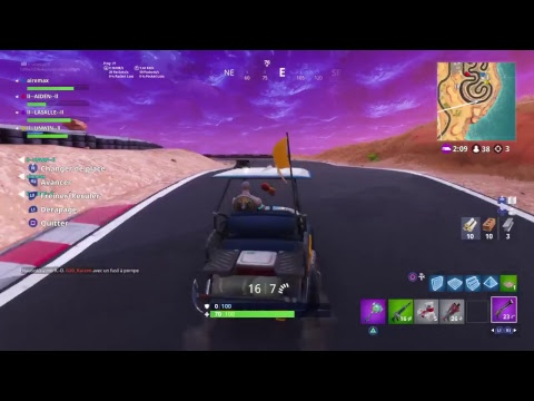SAISON 5 FORTNITE PALLIER 100 #2