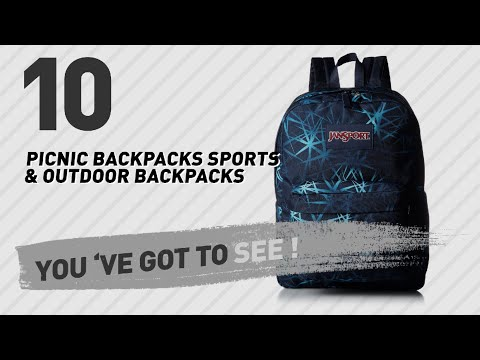 Picnic Backpacks, UK Top 10 Collection // Sports & Outdoor Backpacks
