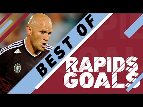 The Best Goals in Colorado Rapids History