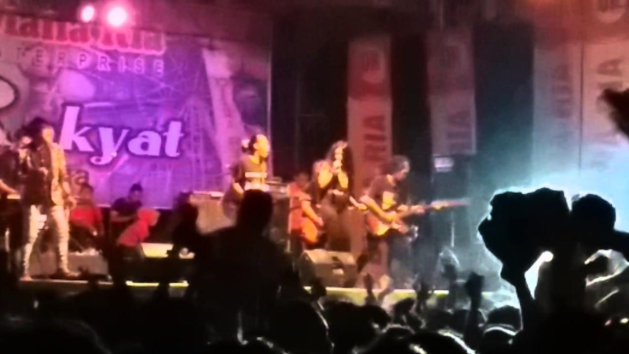 Dangdut koplo Monata - Virus (slank) live kendal 2016 - YouTube