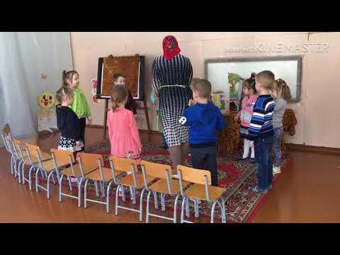 """Открытое занятие в средней группе по развитию речи: """"Путешествие в сказку"""""""
