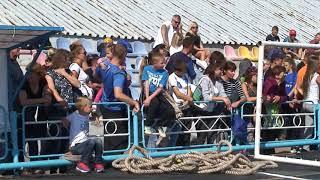 День физической культуры и спорта отпраздновали в Рубежном