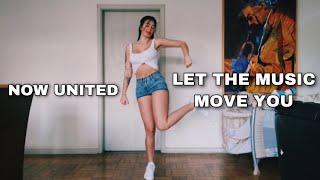 DANCE TUTORIAL // Let The Music Move You - Now United *espelhado*
