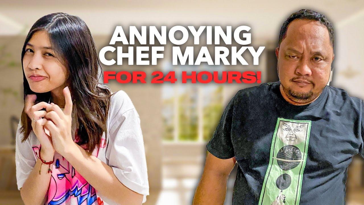 ANNOYING CHEF MARKY! ( taken na si chef hahaha) | Chelseah Hilary
