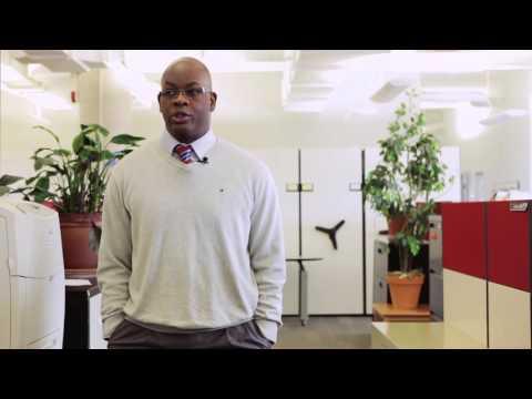 Franck Affo, chef d'équipe service à la clientèle et formation chez ACCEO (2/6)