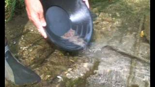 Lavage au Pan www.orpailleur.com